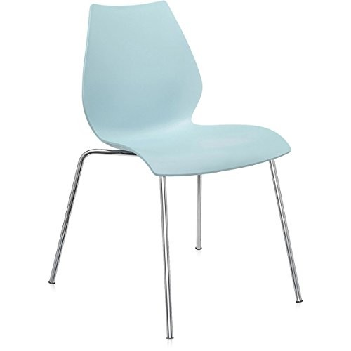Kartell-281020-Stuhl-Nihau-blau-0