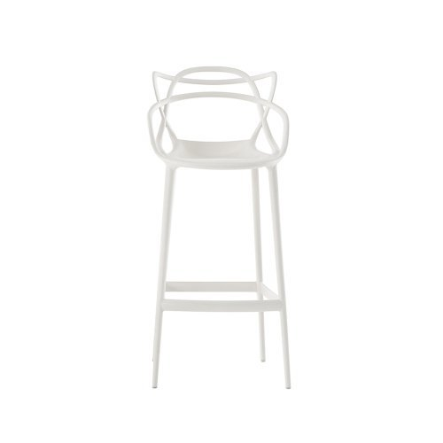 kartell masters stool by philippe starck with eugeni. Black Bedroom Furniture Sets. Home Design Ideas