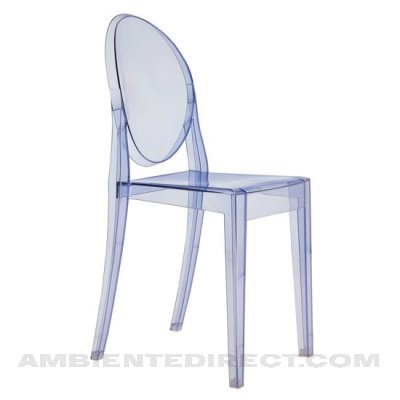 Victoria ghost chair color transparent crystal clear online kaufen bei woonio - Victoria ghost stuhl ...