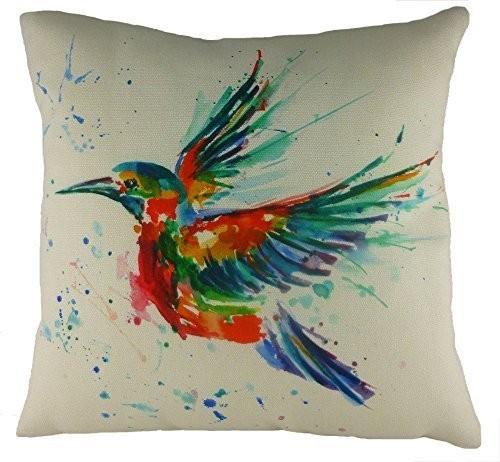 Kingfisher-Splash-Kissen-DP983-Gre-43-cmin-Grobritannien-hergestellt-0
