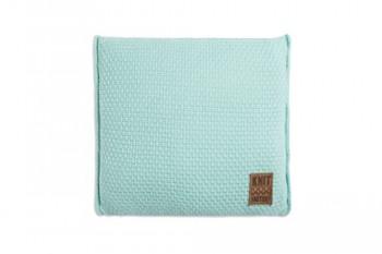 Knit-Factory-091208-Dekokissen-Strickkissen-Jesse-mit-Fllung-50-x-50-cm-mint-0
