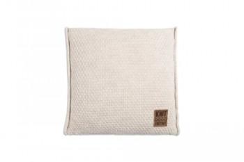 Knit-Factory-091212-Dekokissen-Strickkissen-Jesse-mit-Fllung-50-x-50-cm-beige-0