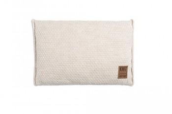 Knit-Factory-091312-Dekokissen-Strickkissen-Jesse-mit-Fllung-60-x-40-cm-beige-0
