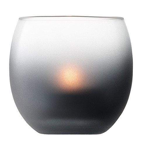 LSA-Haze-Teelichthalter-Rauchfarben-2-Stck-Glas-LSA-LSA-Teelichthalter-Kerzenhalter-0