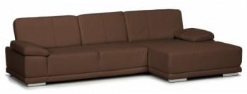 Lederecke-Corianne3er-Longchair282x80x162-cmLeder-Punch-mocca-Poroflex-softy-mocca-0