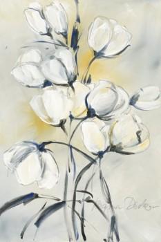 Leinwandbild-weie-Tulpen-I-von-Regina-Decker-80-x-120cm-Motiv-bis-an-die-Kanten-Kunstdruck-Poster-Blumen-Tulpen-weiss-Wohnzimmer-bunt-Arzt-hochwertige-Fertigung-Art-Galerie-Shop-0