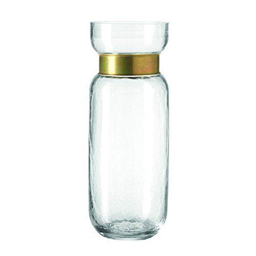 Leonardo-034211-Banda-Vase-34-cm-klar-0