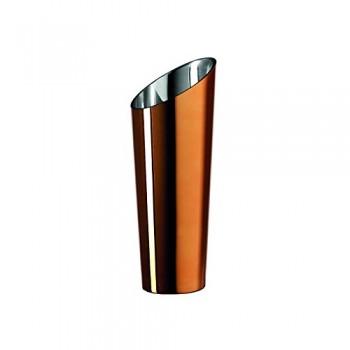 Leonardo-034406-Dynamic-Vase-30-cm-kupfer-0