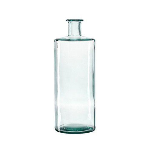 Leonardo-Glas-Vase-Colosseo-40-cm-grn-grau-0