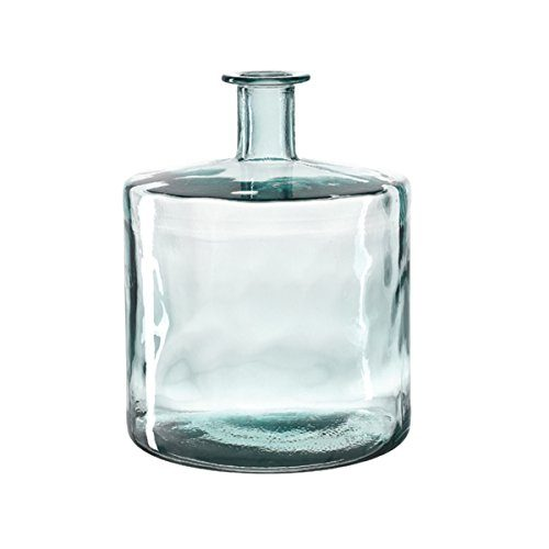 Leonardo-Glas-Vase-Colosseo-45-cm-grn-grau-0