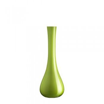 Leonardo-Glas-Vase-Sacchetta-50-cm-grn-0
