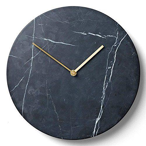 MENU-Mable-Black-wall-clock-0