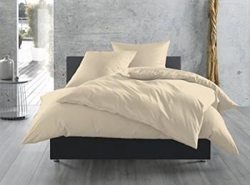 Mako-Satin-Baumwollsatin-Bettwsche-uni-einfarbig-zum-Kombinieren-40-cm-x-40-cm-Natur-0