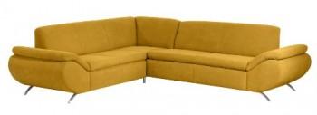 Max-Winzer-2870705205176-Polsterecke-Madita-25-Sitzer-mit-Ecksofa-links-samtiges-Flachgewebe-gelb-0
