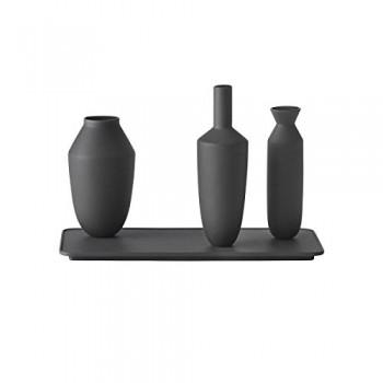 Muuto-Vase-Balance-3er-Set-schwarz-0