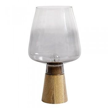Nordal-Tischlampe-Holz-und-Glas-Retro-0