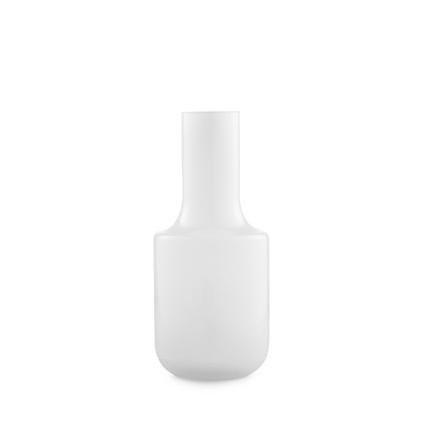 Normann-Still-Vase-H-27cm-wei-mundgeblasenes-Glas-0