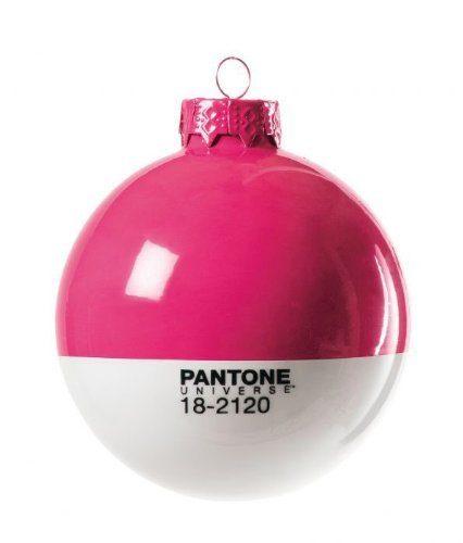 PANTONE-Weihnachtskugel-Pink-18-2120-Honeysuckle-0