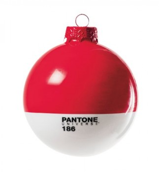 PANTONE-Weihnachtskugel-Rot-186-Red-0