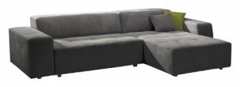 Polsterecke-Futoro3er-Bett-Longchair300x71x178-cmSolo-grau-0