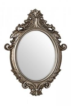 Premier-Housewares-Wandspiegel-Marin-silber-0