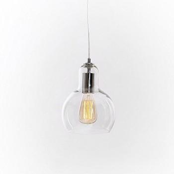 PureLumeTM-Timeless-Glaskugel-Design-Hngelampe-mit-Edison-Nostalgie-40W-Glhbirne-0