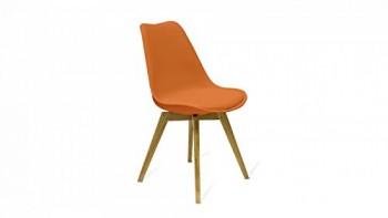 Esszimmerst hle wohnaccessoires online bestellen woonio for Design stuhl orange