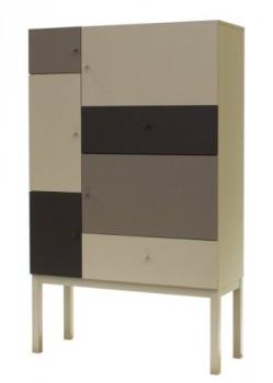 Tenzo-1970-819-Color-Designer-Schrank-162-x-100-x-36-cm-macciato-mix-lackiert-matt-0