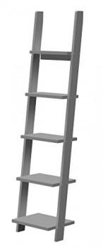 Tenzo-2006-014-Strada-Designer-Leiterregal-188-x-45-x-35-cm-lackiert-matt-grau-0