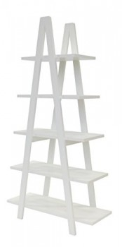 Tenzo-2008-001-Strada-Designer-Doppel-Leiterregal-186-x-100-x-40-cm-lackiert-matt-wei-0