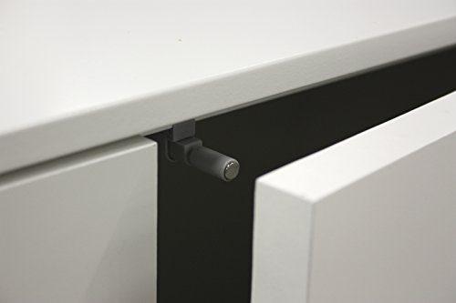 Tenzo-2285-001-Patch-Designer-Sideboard-lackiert-Matt-Untergestell-massiv-85-x-2385-x-47-cm-wei-eiche-0-1