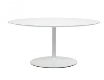 Tenzo-3219-001-TEQUILA-Designer-Esstisch-ellipsefrmig-MDF-lackiert-matt-Untergestell-Metall-lackiert-7450-x-160-x-110-cm-wei-0
