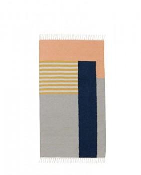 Teppich-Kelim-White-lines-klein-80-x-140-cm-von-ferm-LIVING-0