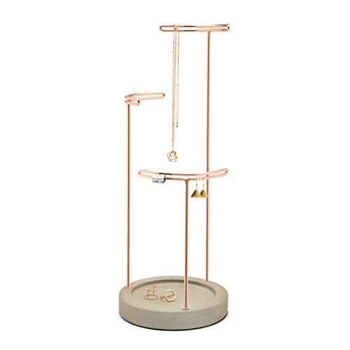 umbra 299471 633 jewelry display tesora schmuckstnder schmuckhalter