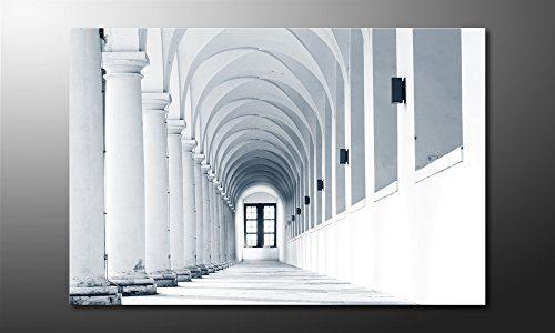 WandbilderXXL-Gedrucktes-Leinwandbild-Columns-Gallery-120x80cm-in-6-verschiedenen-Gren-Fertig-gespannt-auf-Holzkeilrahmen-Gnstige-Leinwanddrucke-fr-Kinderzimmer-Schlafzimmer-0