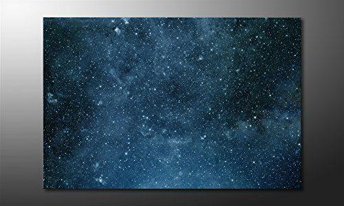 WandbilderXXL-Gedrucktes-Leinwandbild-Endless-Space-120x80cm-in-6-verschiedenen-Gren-Fertig-gespannt-auf-Holzkeilrahmen-Gnstige-Leinwanddrucke-fr-Kinderzimmer-Schlafzimmer-0