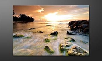 WandbilderXXL-Gedrucktes-Leinwandbild-Stoned-Sunset-120x80cm-in-6-verschiedenen-Gren-Fertig-gespannt-auf-Holzkeilrahmen-Gnstige-Leinwanddrucke-fr-Kinderzimmer-Schlafzimmer-0