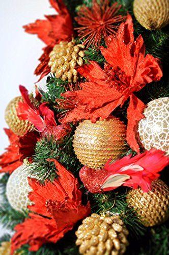 Weihnachtskugel-Alex27-Dekorativ-Deko-Weihnachten-Weihnachtsdeko-wei-8cm-0-0