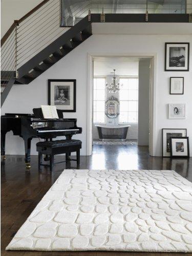 benuta modern designer rug croc beige 120x180 cm online. Black Bedroom Furniture Sets. Home Design Ideas
