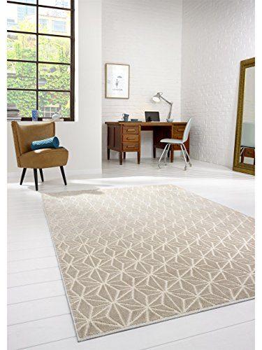 Benuta Teppich benuta modern designer rug beige 120x170 cm kaufen