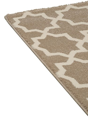 benuta teppiche teppich arabesque beige 240x340 cm. Black Bedroom Furniture Sets. Home Design Ideas