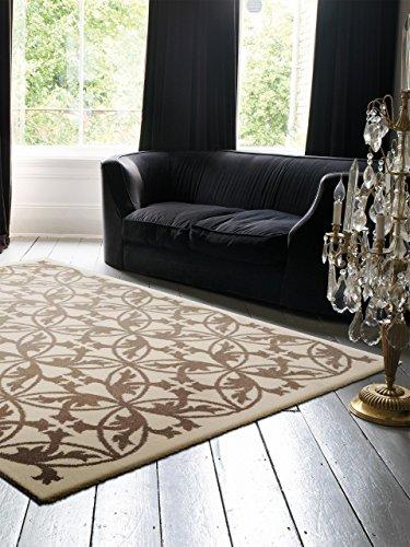 benuta teppiche teppich kaleido taupe 300x400 cm oeko tex standard 100 siegel 100 polypropylen. Black Bedroom Furniture Sets. Home Design Ideas