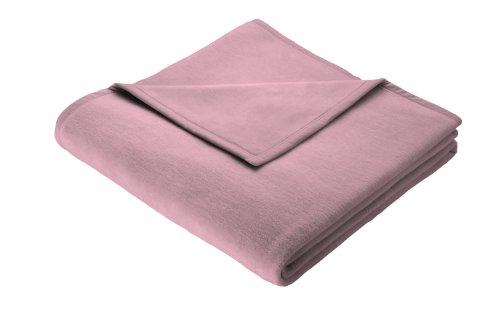 biederlack bocasa thermosoft microfibre blanket throw 150 x 200 cm erica online kaufen bei woonio. Black Bedroom Furniture Sets. Home Design Ideas