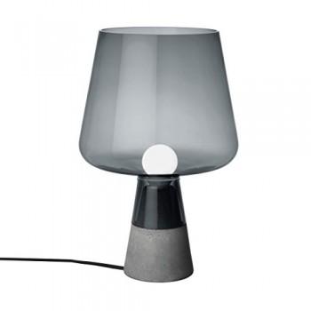 iittala-Leimu-Lampe-grau-gro-0