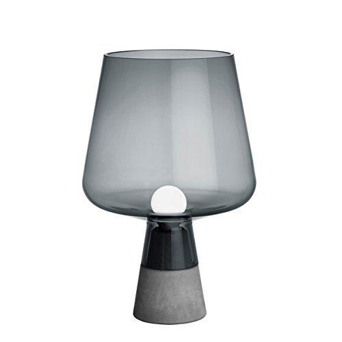 iittala-Leimu-Lampe-grau-klein-0