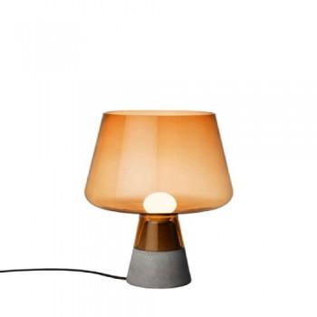 iittala-Leimu-Lampe-kupfer-klein-0
