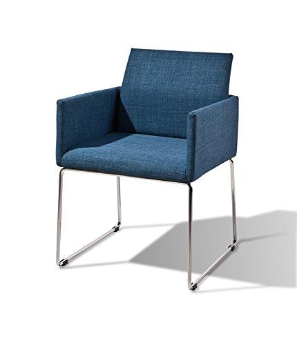 my chair 100 esszimmer stuhl retro design blau online. Black Bedroom Furniture Sets. Home Design Ideas