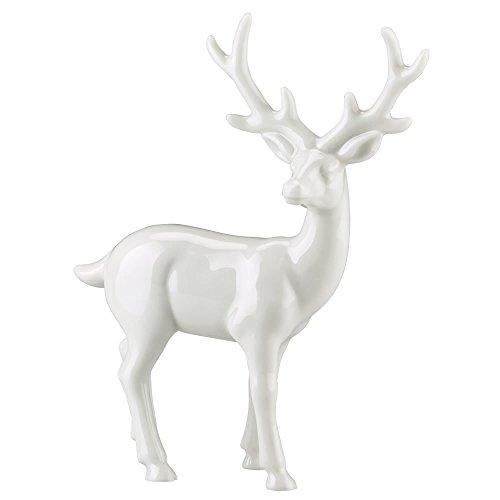 hutschenreuther figurine stag fantasy forest height 13 cm porcelain online kaufen bei woonio. Black Bedroom Furniture Sets. Home Design Ideas