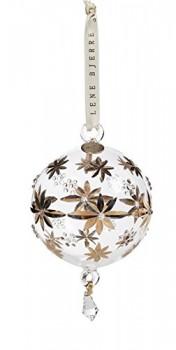 Kugel-Weihnachtskugel-Gold-rund-Genuine-Coll-von-Lene-Bjerre-0