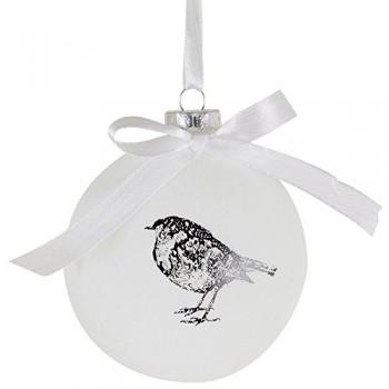 Weihnachtsbaumkugeln-Animalworld-flach-8cm-3er-Set-Nikolausmtze-beleuchtet-0